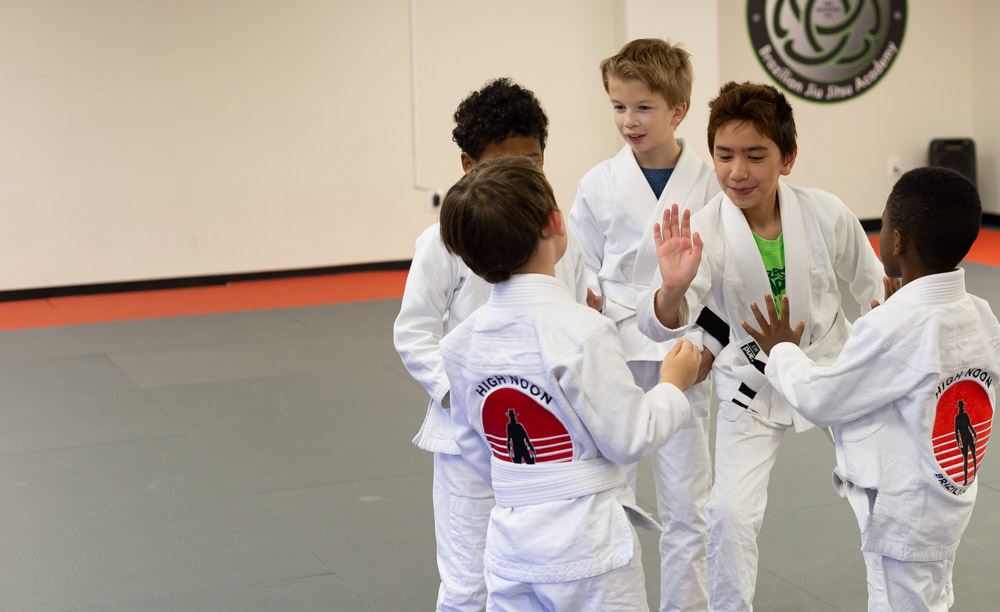 High Noon Kids BJJ Program